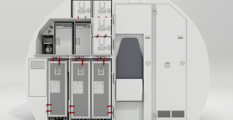 Airline reveals its concerns about new airbus lavatory for What is flex space