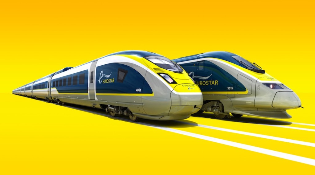 With new and refurbished trains, Eurostar is taking aim at shorthaul European air travel