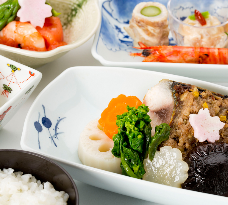If ANA's business class meal from Saga is as delicious as it is attractive, passengers are in for a%2