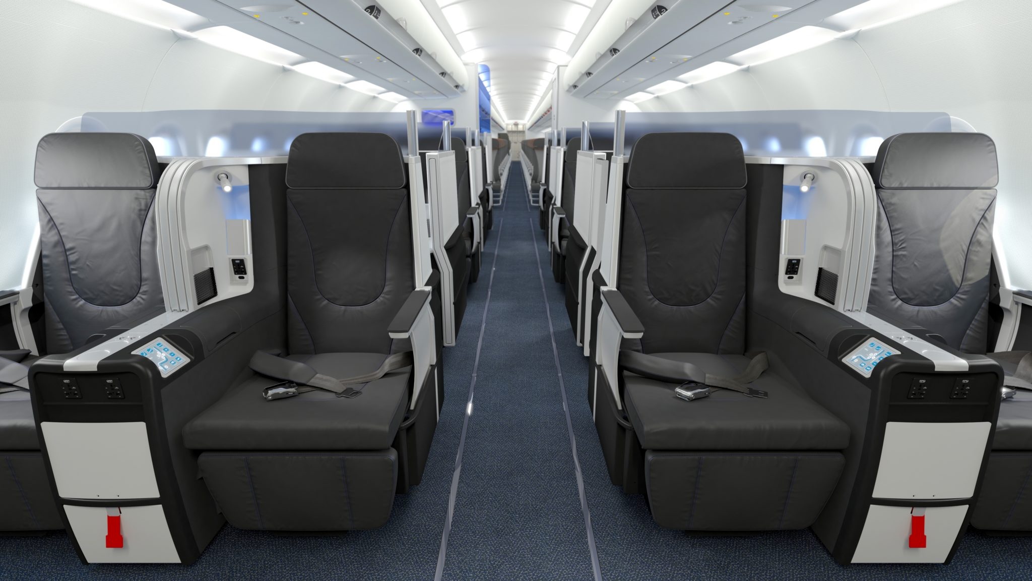 Mas Ceo Thompson Developing New Direct Aisle Access Seat