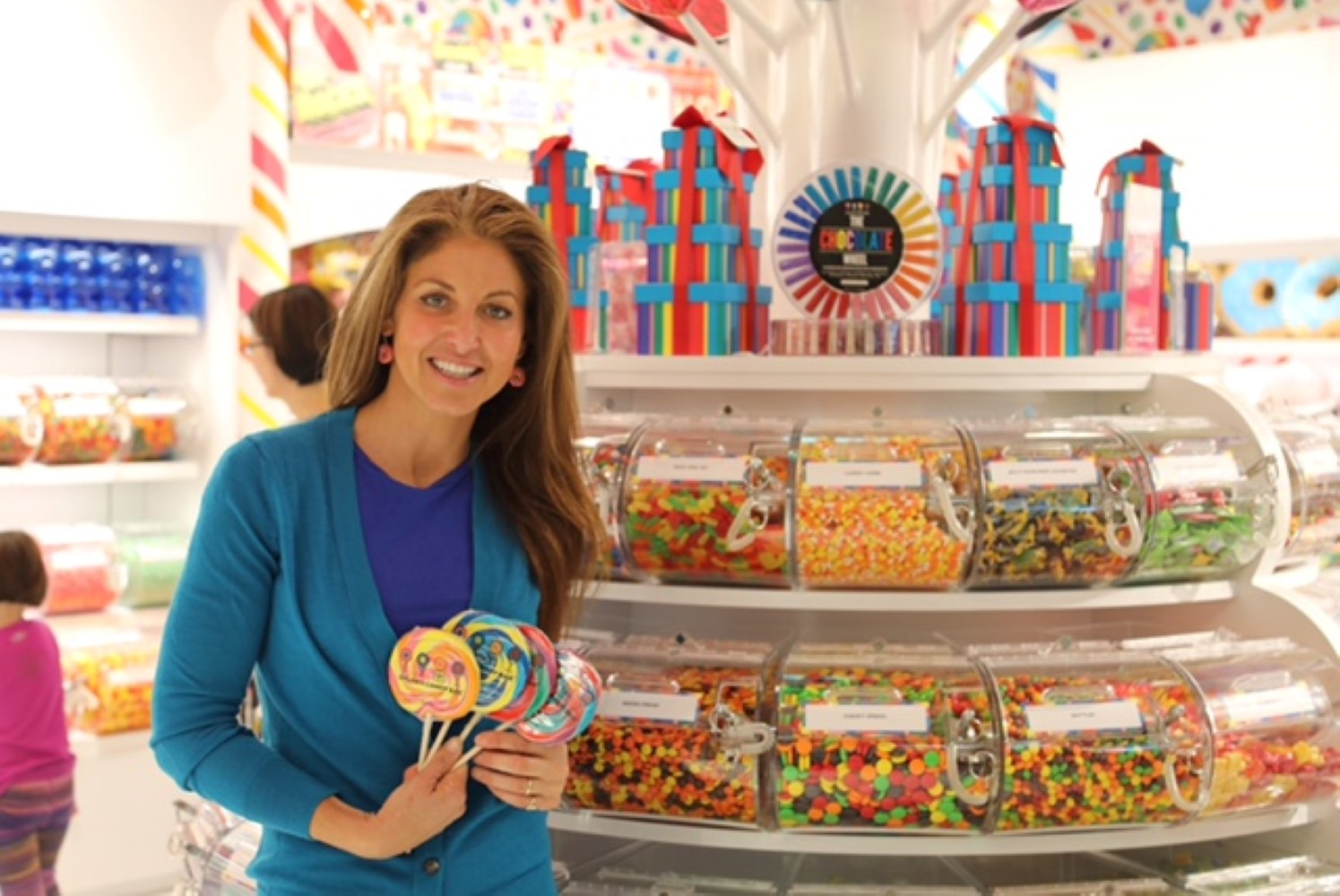 Dylan's Candy Bar brings pure imagination to JFK Terminal ...